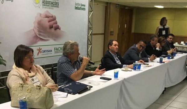 Dirigentes de Associações Comerciais de Mato Grosso se reuniram em Encontro Estadual em Cuiabá