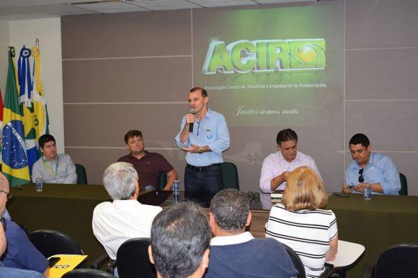ACIR apresenta logística e oportunidades do terminal ferroviário