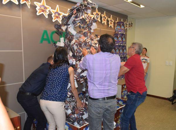 ACIR sorteou um carro e duas motos na campanha Natal dos Sonhos