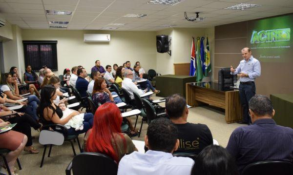 Projeto Empreender da ACIR inicia ano com atividades de integração