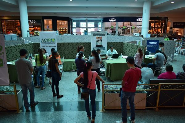 ACIR comemora sucesso da Feira da Empregabilidade