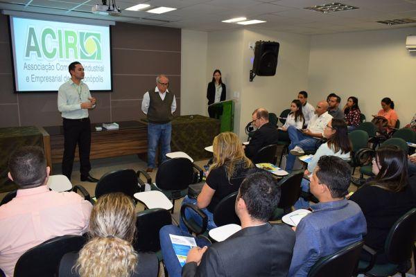 Rede de Negócios é apresentada para empresas associadas
