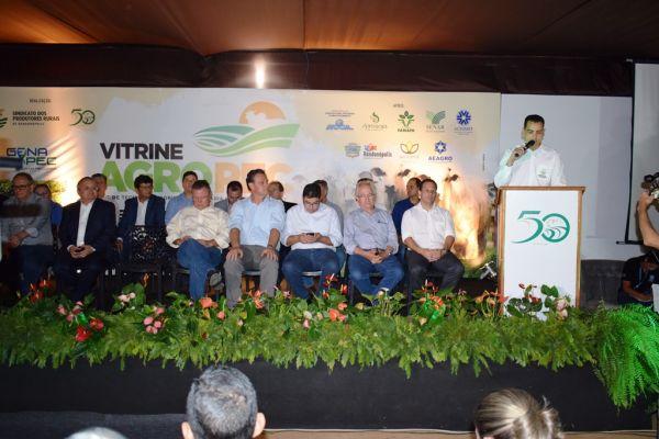 45ª Exposul começa em Rondonópolis