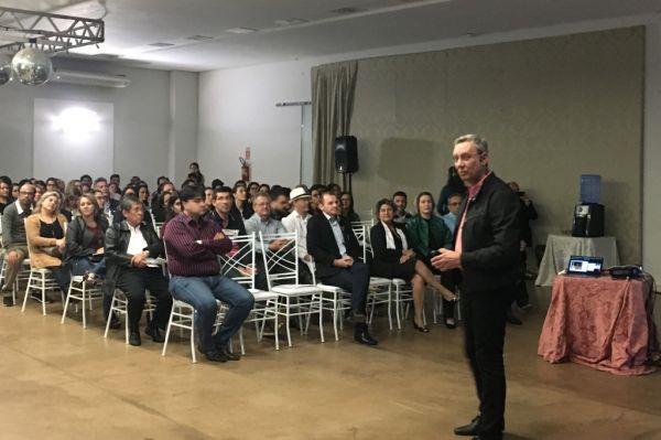 Busca pelo conhecimento e solidariedade garantem sucesso de evento da ACIR