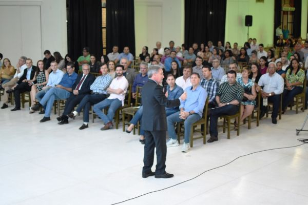 Germano Rigotto fala sobre os desafios para retomada do crescimento