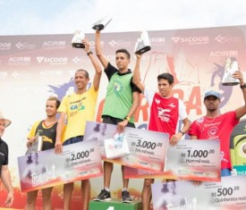 João Luis é vice-campeão e Thaynara Pedroso vence os 10k feminino