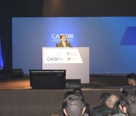 Centenas de empresários participam do 5º Fórum CACB Mil
