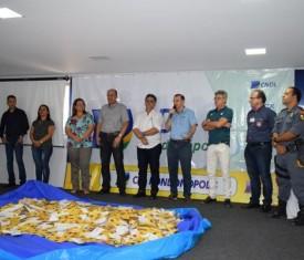 Sorteio de três motos e um carro zero quilômetro encerrou o Liquidaqui 2017