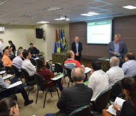 Reunião de diretoria debate sobre mudanças na Entidade