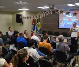 Campanha está oficialmente lançada em Rondonópolis