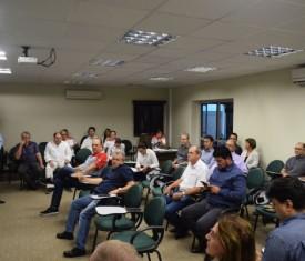 Campanhas e balanço financeiro em pauta na reunião da diretoria