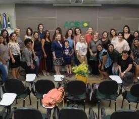 Acir realiza V Painel das Mulheres Empresárias, histórias de inspiração e sucesso no empreendedorismo