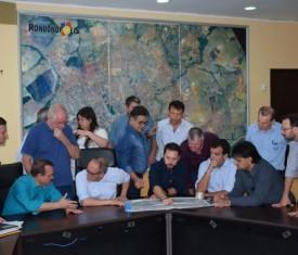Entidades vão definir obras com a municipalidade