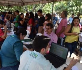 Feira da Empregabilidade abre espaço para empresas e mais de 100 vagas são oferecidas em Rondonópolis